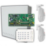 Sisteme de alarma - SISTEM DE ALARMA ANTIEFRACTIE PARADOX SP4000CU+K10+2xNV5-SB