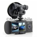 Videocamera DUALA AUTO R300 cu LCD si GPS - MARTORUL DIN MASINA - Verif. colet