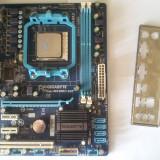 Placa de Baza - Placa baza GIGABYTE GA-M68MT-S2P, socket AM3, DDR3, PCI-e