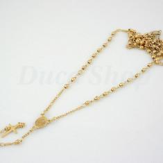 Lantisor placate cu aur - Lant Placat cu Aur 18k model religios, cod 224