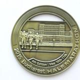 MBDSP1 - MEDALIE - SPORT - BUCURESTI - MARATON - FUNDAL CASA POPORULUI - Medalii Romania, An: 2015