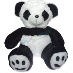 Ursulet de plus - Urs din plus Panda Jumbo 60 x 50 cm
