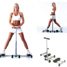 Aparat fitness anticelulita si pentru slabit Leg Magic