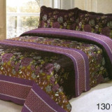 Set cuverturi de pat din matase 100% Cioban 1301-4 - Cuvertura