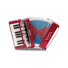 Acordeon copii Dulcet - Instrumente muzicale copii