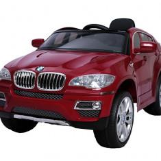 Masinuta de jucarie - Masina electrica Moni JJ258 BMW X6 Red