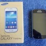 Telefon mobil Samsung Galaxy Trend Plus, Negru, Neblocat - Telefon Samsung Galaxy Trand Plus -liber de Retea