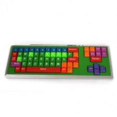 Tastatura educationala pentru copii Omega Kids OK-200