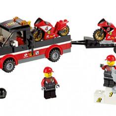 Transportor de motociclete de cursa (60084) - LEGO City