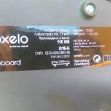 URGENT - Waveboard OXELO Board Auriu - Stare aproape PERFECTA - Skateboard, Barbati