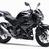 Motocicleta Kawasaki Z300 ABS 2016
