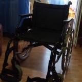 URGENT!!! Vand carut pliabil pentru persoane cu dizabilitati - Scaun cu rotile