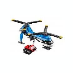 Elicopter cu rotor dublu - LEGO Creator