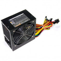 Sursa Rasurbo 450W Silent & Case DLP-45.1, SATA, PCI-Express, Vent. 120mm, PFC - Sursa PC Rasurbo, 450 Watt