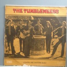 THE TUMBLEWEEDS - COUNTRY & WESTERN(EDE 01073/ELECTRECORD) - VINIL/Stare F.Buna - Muzica Country