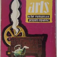 ARTS IN THE RUMANIAN PEOPLE'S REPUBLIC, 1960 - Carte Istoria artei