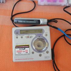 Mini Disc walkman Sony MZ-R700PC