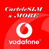 Cartela SIM Vodafone numar 07xy.80.50.91 cu credit initial 1 euro - Cartela Vodafone
