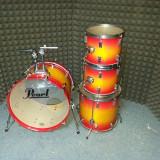 Tobe Pearl Session Shell Kit