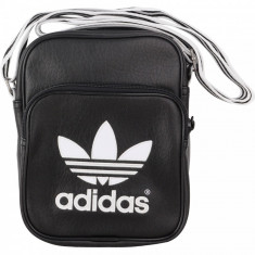 Geanta Adidas Mini Adicolor - Originala - Dimensiuni - L15 x H19 x D9 cm - Geanta Barbati Adidas, Marime: Mica, Culoare: Din imagine