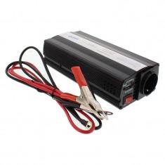 Invertor tensiune Well, 1000 W, USB - Invertor Auto