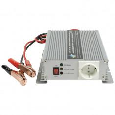 Invertor tensiune HQ, 1500 W, 12-230 V - Invertor curent