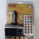 Modulator FM auto 8 in 1, Modulator FM Stereo