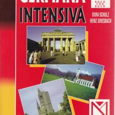 Dora Schulz - Germana intensiva - 631496 - Carte Literatura Germana