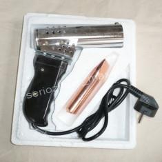 Letcon rusesc 500W letcom pistol ciocan de lipit cositor tabla