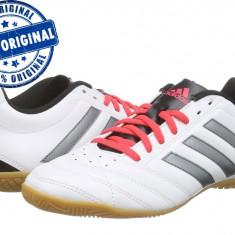 Adidasi barbat Adidas F10 - adidasi originali - adidasi fotbal - Adidasi barbati, Marime: 41 1/3, 42, 42 2/3, 44, Culoare: Alb, Piele sintetica