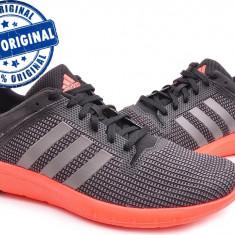 Adidasi barbat Adidas Climacool Fresh 2 - adidasi originali - alergare - Adidasi barbati, Marime: 41 1/3, Culoare: Negru, Textil