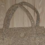 Geanta canepa - Geanta handmade