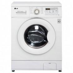 Masina de spalat LG F10B8NDA0, 6 Kg, 1000 RPM, Clasa A+++, Alb - Masini de spalat rufe