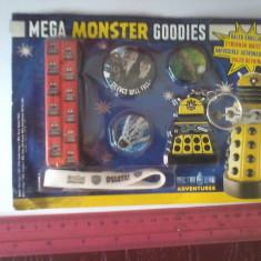 Bnk jc Mega Monster Goodies - Doctor Who - ambalaj original - Jucarie de colectie