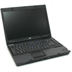 Laptop HP NC6400 Intel Core 2 Duo T5500 1.66GHz, 2GB DDR2, 80GB, DVD GARANTIE !!, EliteBook, 2501-3000Mhz, Sub 15 inch