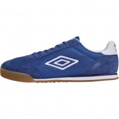 Adidasi Umbro Mens Grande Trainers Blue/White nr. 44 45 46 - Adidasi barbati Umbro, Culoare: Albastru, Textil