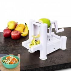 Spiralator de legume si fructe