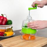 Taietor legume si fructe in spirale