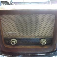 Radio ROMANTA pe lampi fabricat in Romania