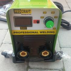 Invertor de sudura Procraft SP-330D - Invertor sudura