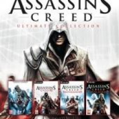 Assassins Creed Ultimate Collection Pc - Jocuri PC