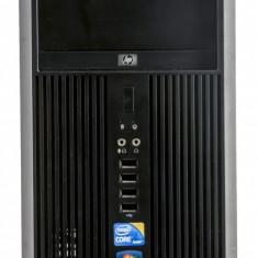 HP Elite 8100 i5-430M 2.67 GHz Tower cu Windows 7 Home - Sisteme desktop fara monitor