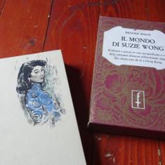 Carte L. Italiana - Il mondo di Suzie Wong de Richard Mason an 1961 / 592 pag ! - Carte Literatura Italiana