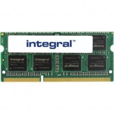 Memorie laptop Integral 2GB DDR3 1066 MHz CL7 R2 Unbuffered - Memorie RAM laptop