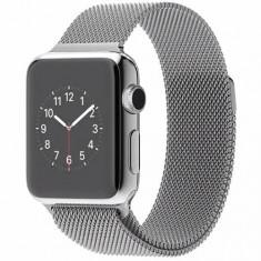Smartwatch Apple Watch 38 mm Steel Case Milanese Loop