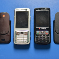 Nokia N73 - 2 buc - Telefon Nokia, Gri, Nu se aplica, Neblocat, Fara procesor