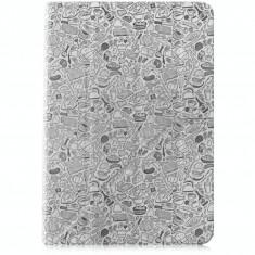 Husa tableta Canyon CNS-C24UT10LG Life is light grey 10 inch