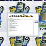 Catalog piese Bomag - Manual auto