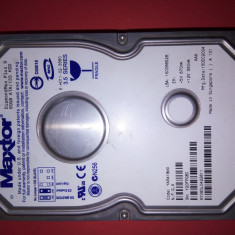 HDD 80 GB / Hard disk 3.5 inch IDE 80GB Maxtor - 100% functional, 40-99 GB