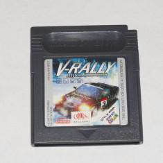 Joc Nintendo Gameboy Color - V-Rally Championship Edition - Jocuri Game Boy Altele, Curse auto-moto, Toate varstele, Single player